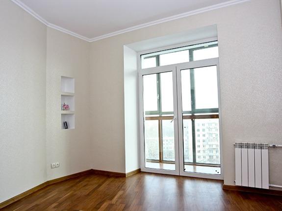 Новая квартира для ремонта