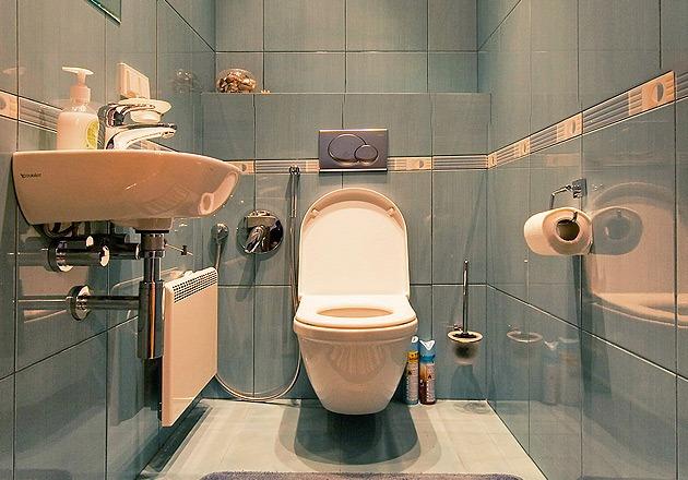 Ремонт туалета, ремонт санузла ,