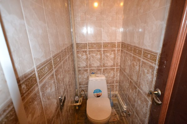 ПВХ панели в туалете, ремонт ванной, пвх стены