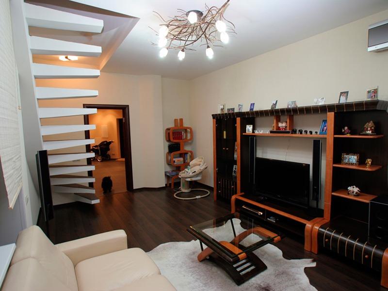 Ремонт квартиры в новостройке , ремонт большой квартиры
