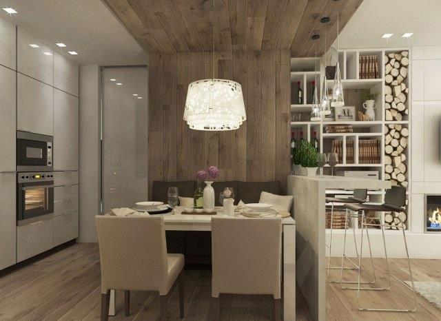 Дизайн квартиры, ремонт в новостройке,  новая квартира