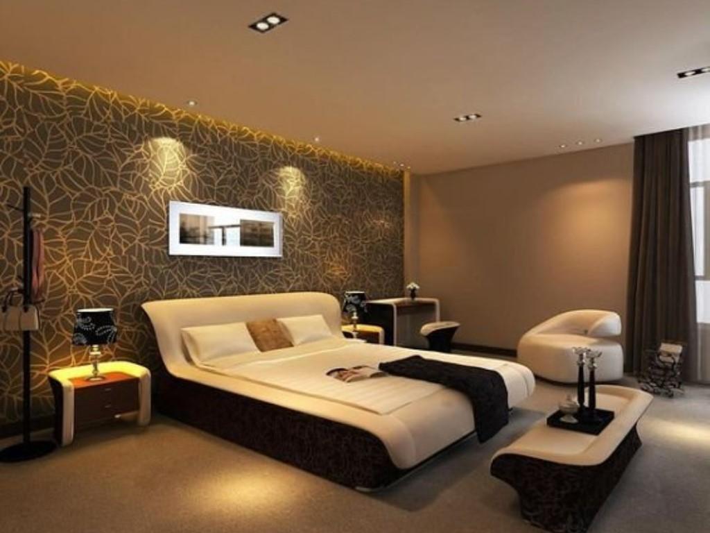 Интерьеры спальных комнат дизайн