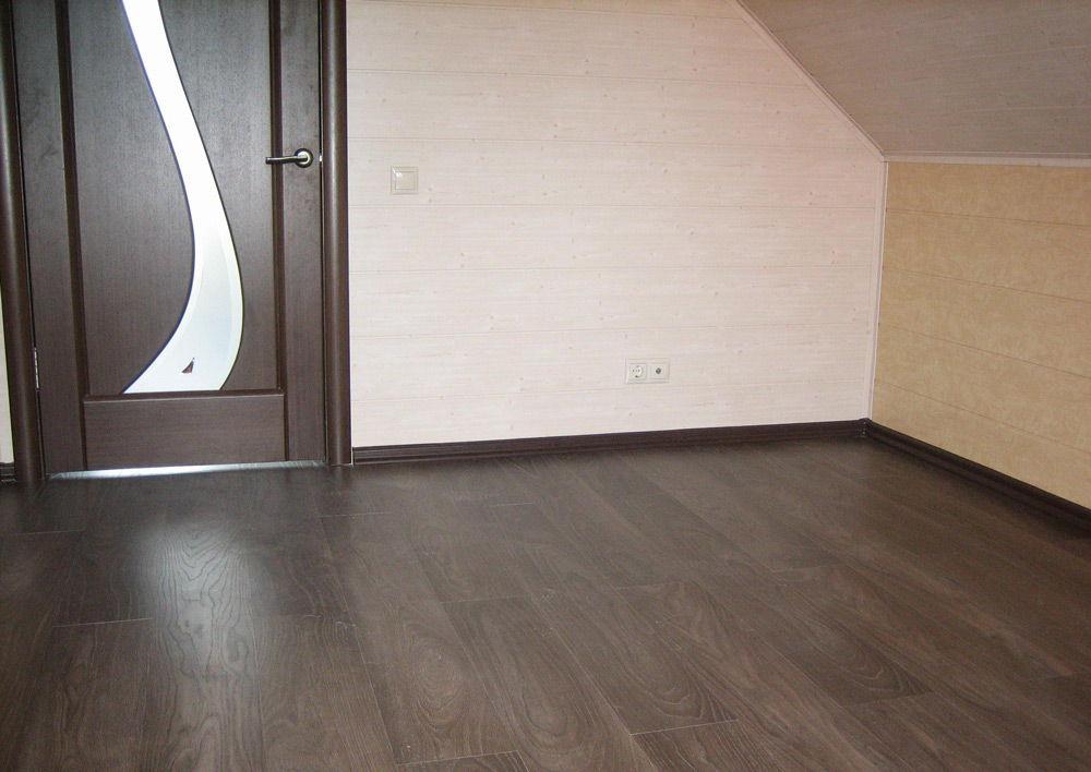 Ламинат и двери сочетание фото