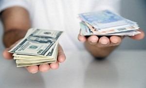 деньги,долары,евро