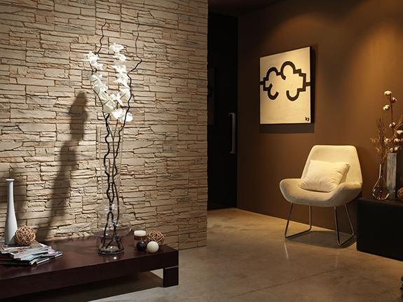 Декоративный камень для стен