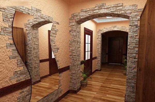 dizain-koridora
