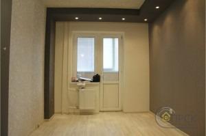 После ремонта квартиры-студии 1