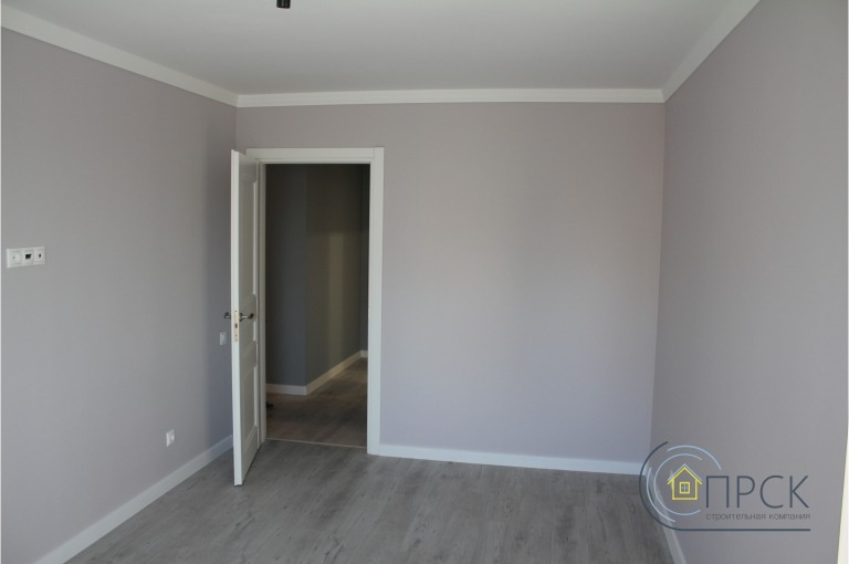 Процедура покраски стен